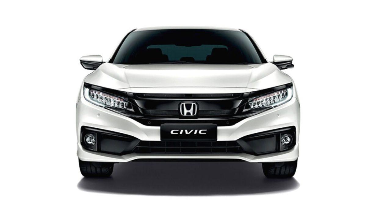 2020 Honda Civic Facelift1