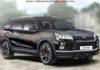 2020 Mahindra XUV 500 Rendering