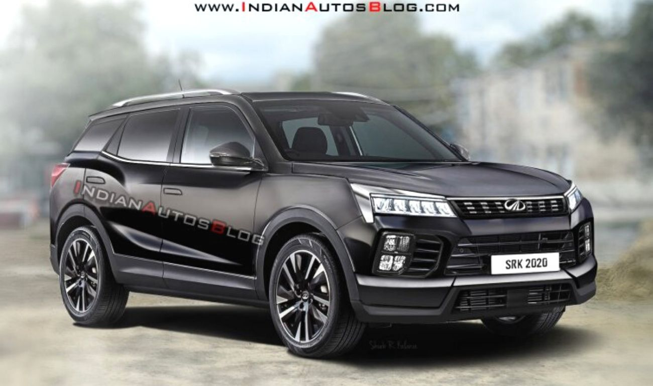 2021 Mahindra XUV500 To Be More Powerful And Feature Rich
