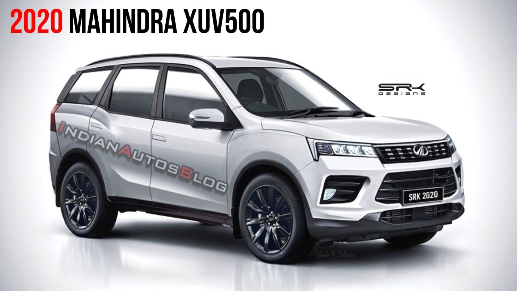 New-Gen Mahindra Scorpio, XUV500 And eXUV300 To Launch Next Year