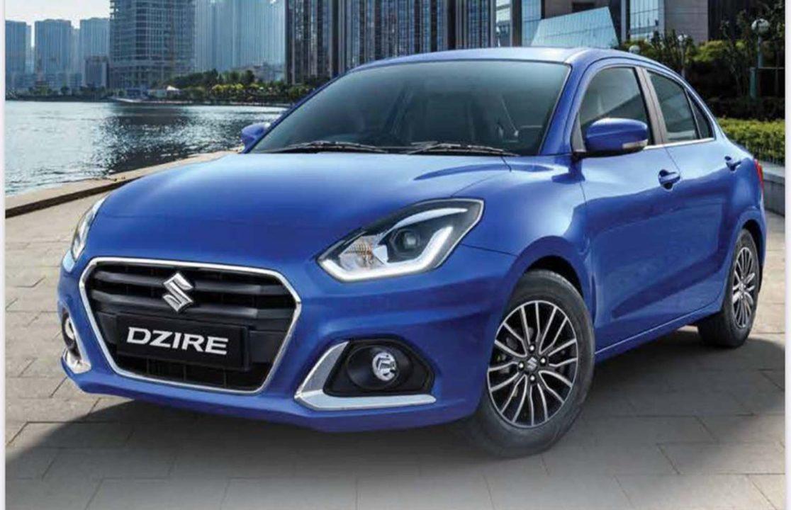 2020 Maruti Suzuki Dzire Facelift 2