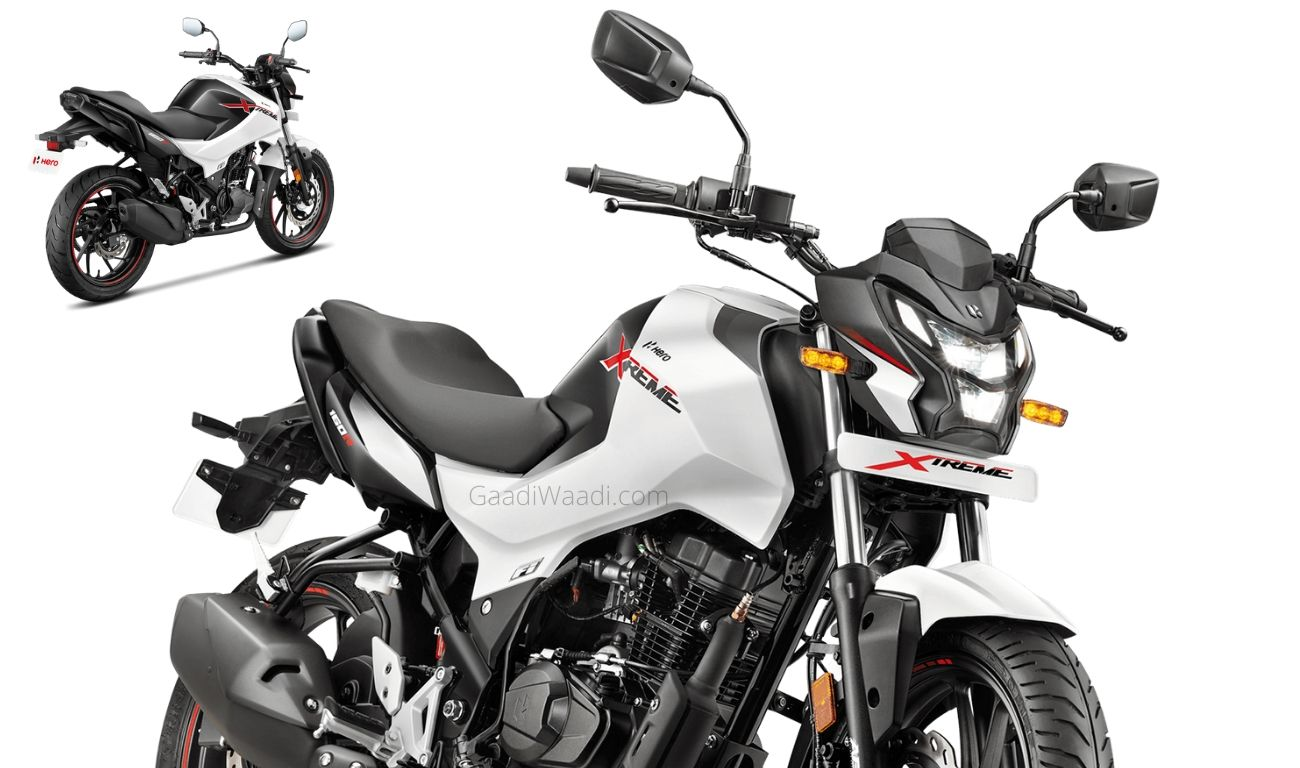 All New Hero Xtreme 160R Listed On Official Website, Launch Soon thumbnail