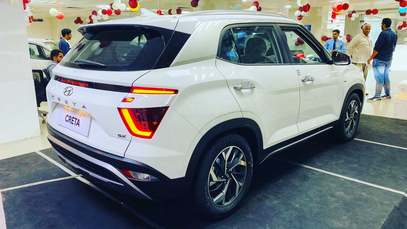 2020 Creta Becomes Best-Selling Hyundai In March 2020