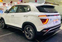 2020 hyundai creta sx O White-4