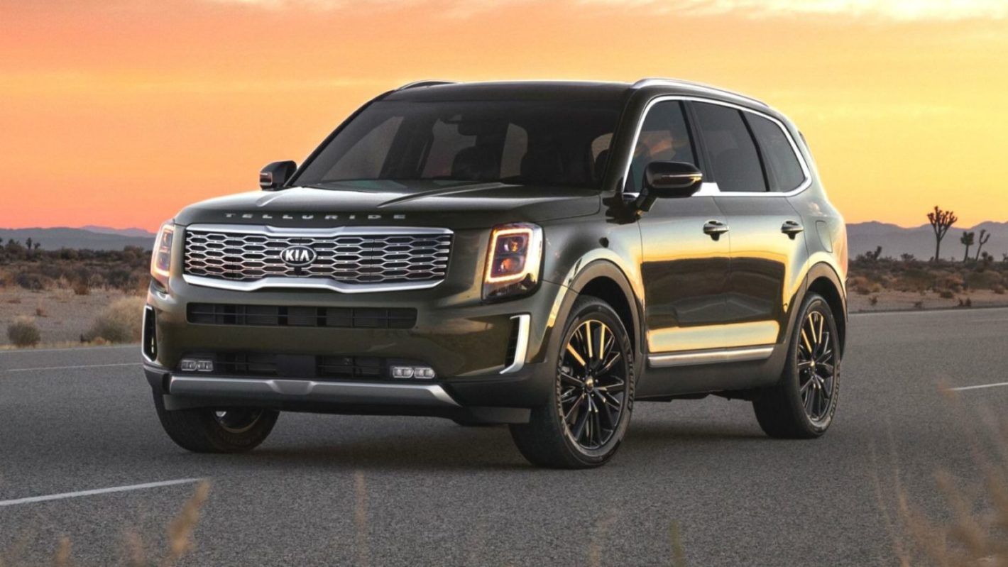 Kia Telluride Bookings Open In India, Expected Price From Rs 25 Lakh