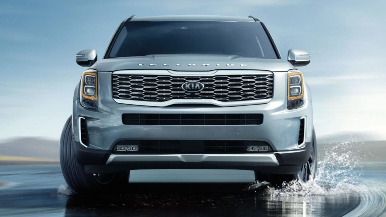 Kia Telluride Full Size Suv 5 Things To Know