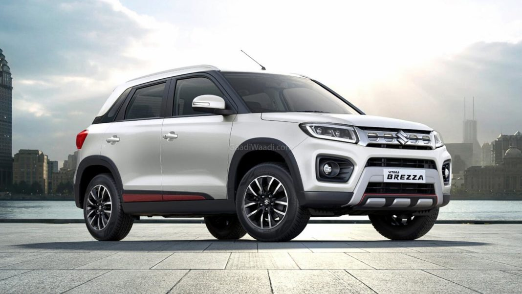 2020 Maruti Suzuki Vitara Brezza Gets Two Custom Accessory Packages