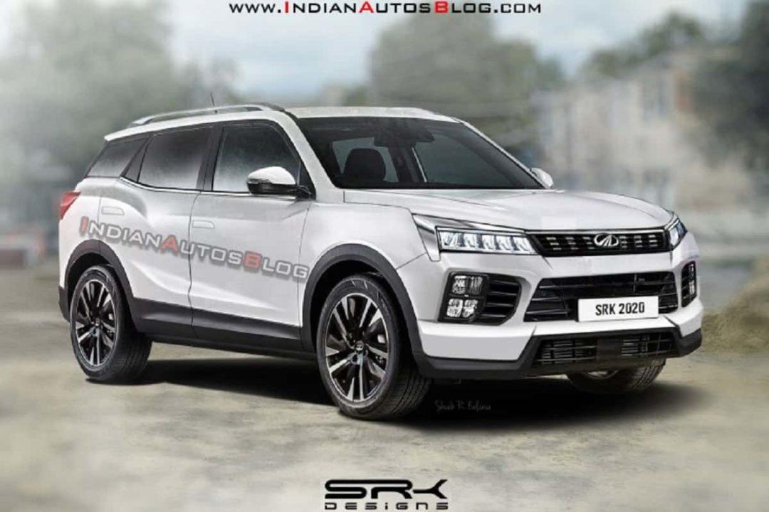 2021-Mahindra-XUV500-rendering