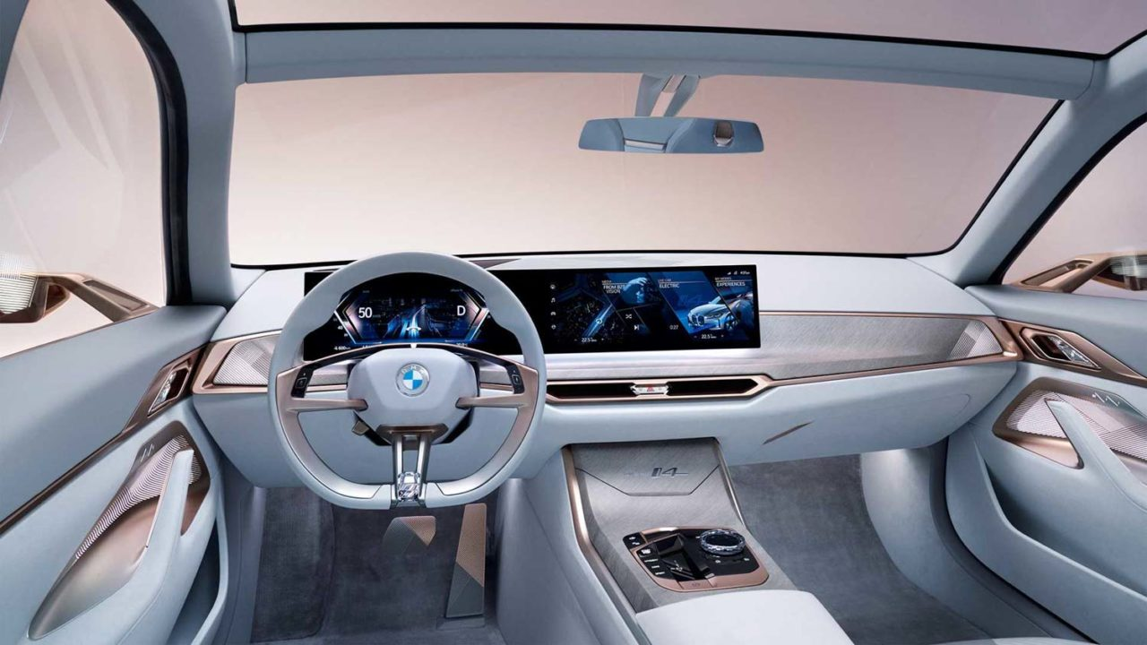 BMW i4 Electric Concept-3