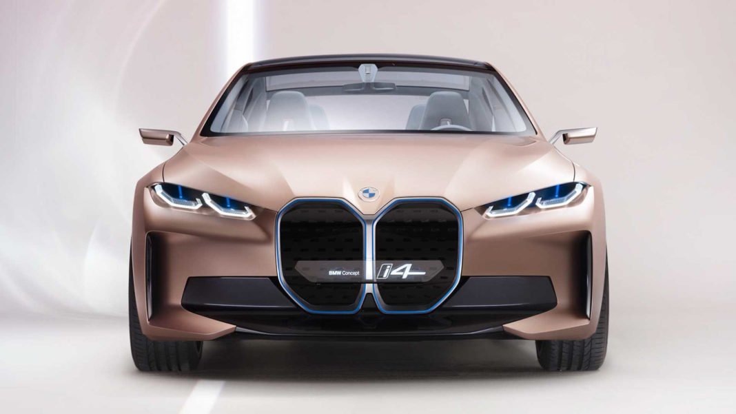 BMW i4 Electric Concept-7