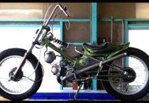 Custom Honda Super Cub2
