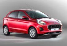 Ford Figo Facelift Rendered1
