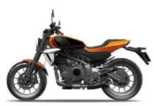 Harley 338 CC Bike
