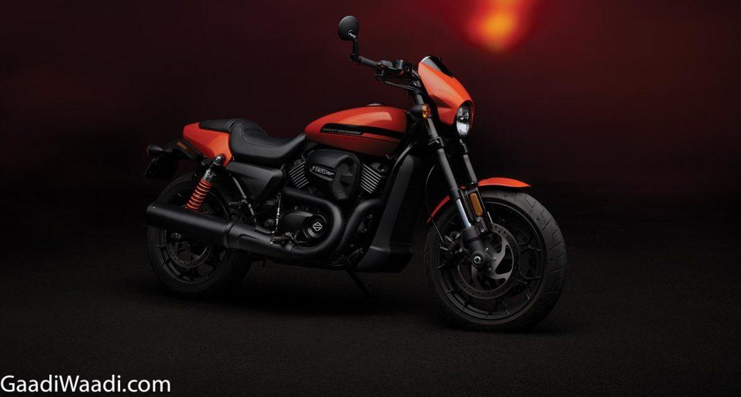 Harley-Davidson-Street-Rod-BSVI