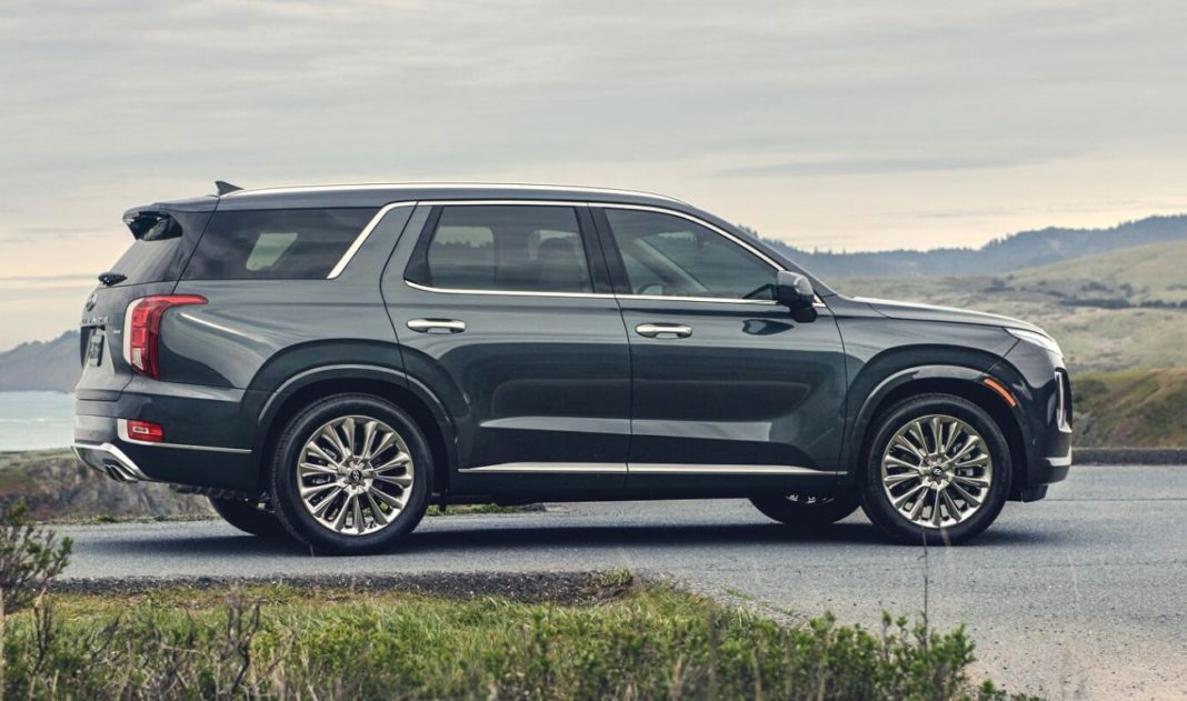 Flagship Hyundai Palisade Eight Seater Suv Considered For India