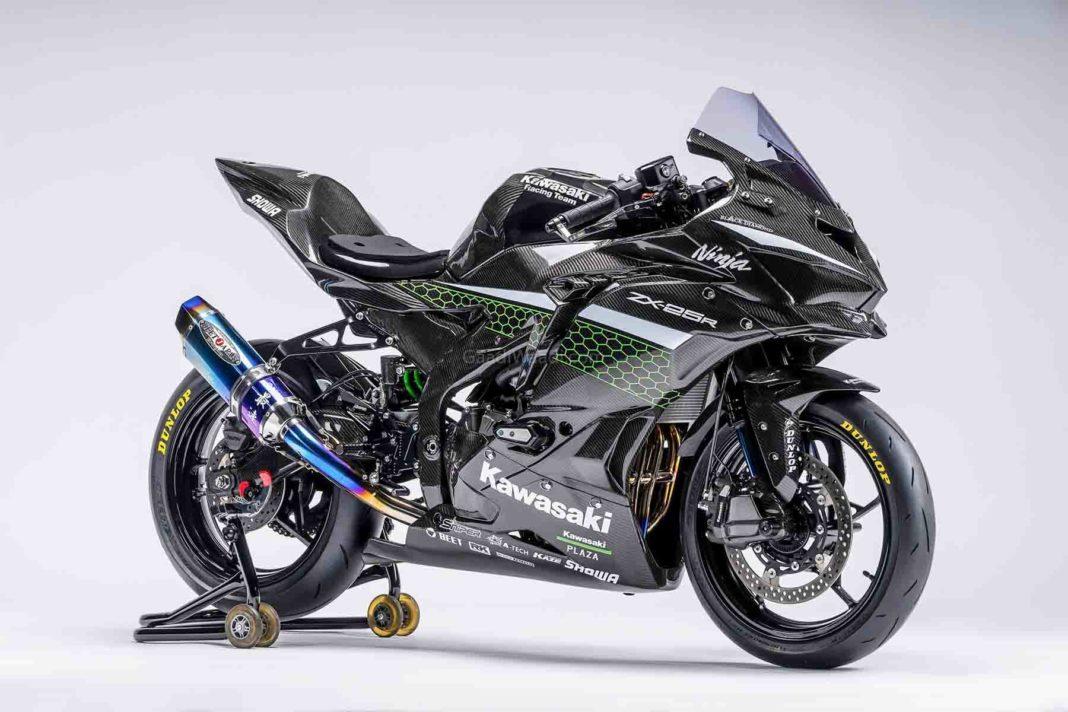 4 Cylinder Kawasaki Ninja 250 Zx 25r Racer Custom Revealed Officially