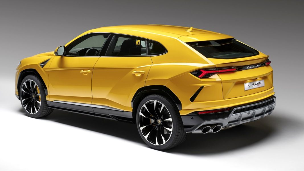Lamborghini Achieves Record Sales In 2019; Urus Contributed 60% Sales