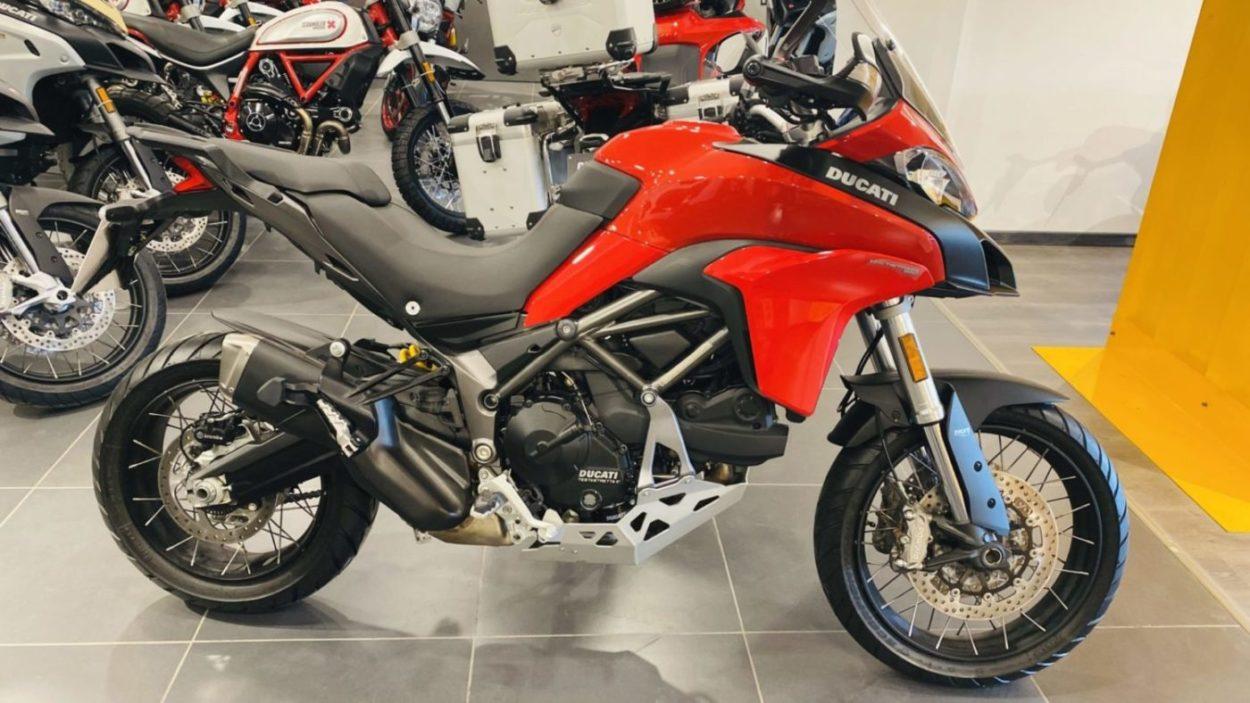 BS4 Ducati Multistarda 950 At Just Rs. 9.95 Lakh, Few Units Left thumbnail