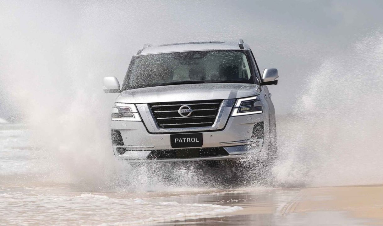 2020 Nissan Patrol Suv Launch Expected In India As A Cbu Report