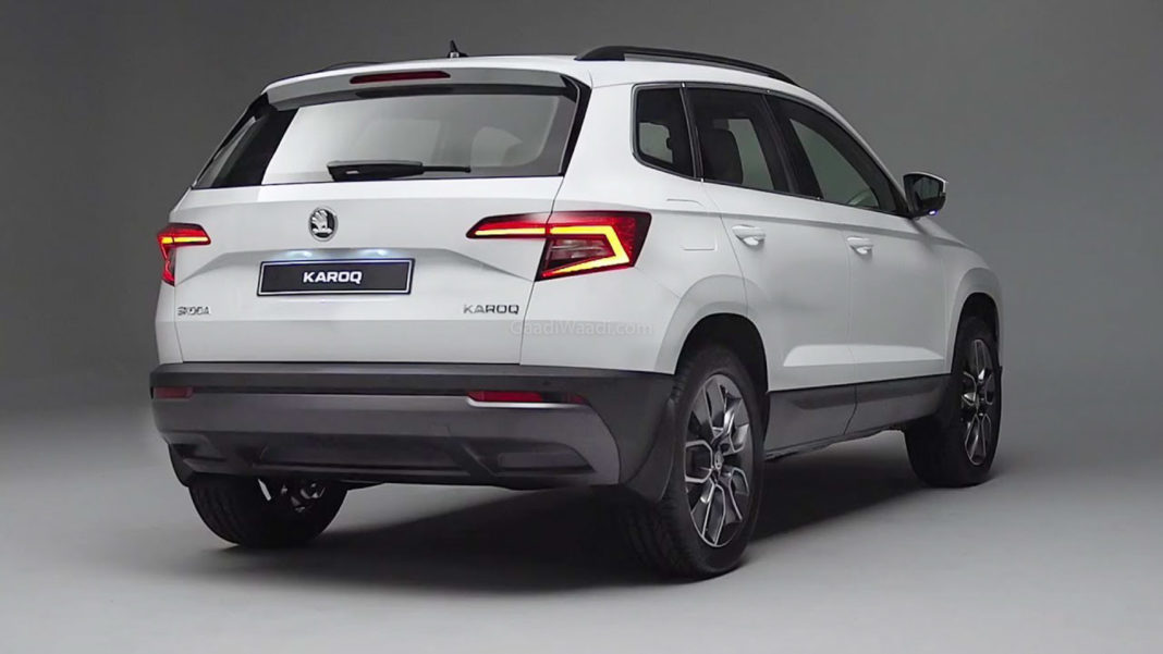 Skoda Karoq SUV To Launch On May 6 In India-1