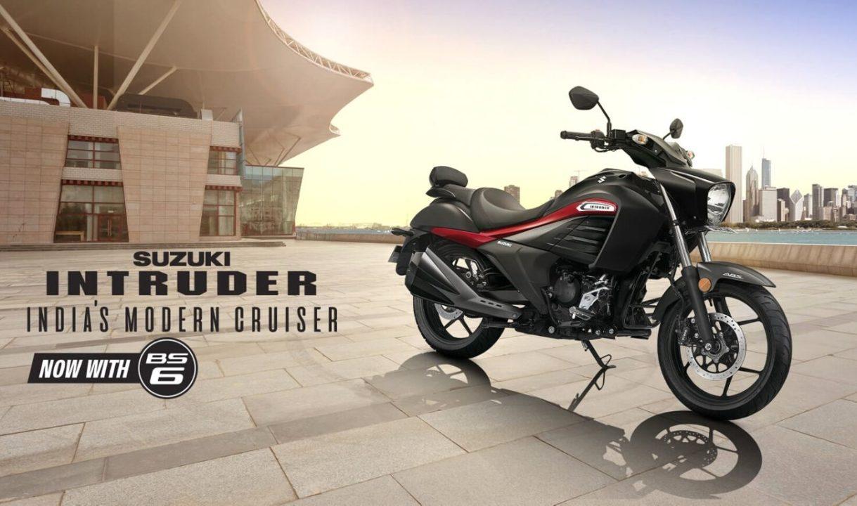 Suzuki Intruder BS6