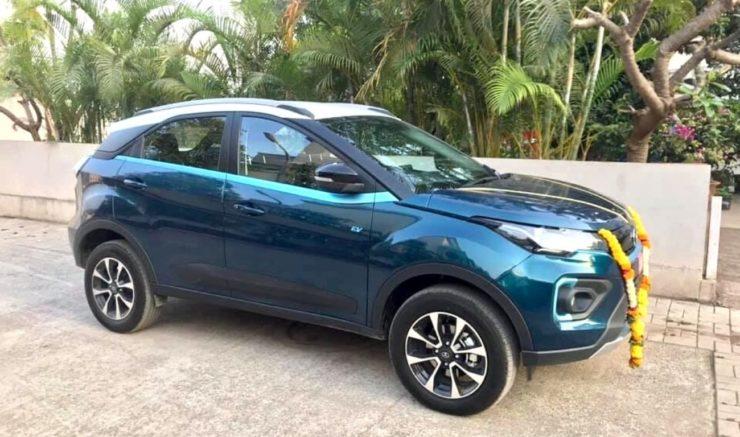 Tata Nexon EV Delivery2