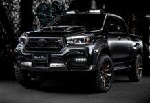 Toyota Hilux Black Bison Edition1