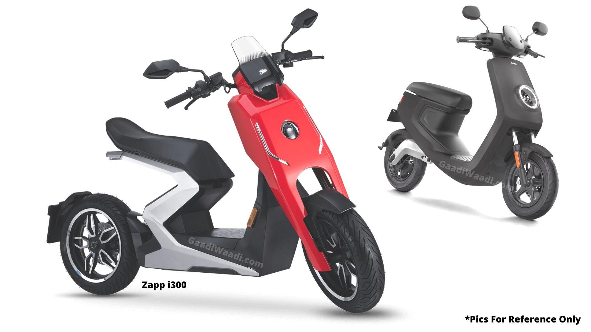 Bajaj To Supply Electric Scooter Under Rs. 35,000 In India - Report - GaadiWaadi.com thumbnail