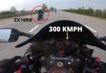 hayabussa 300 km india