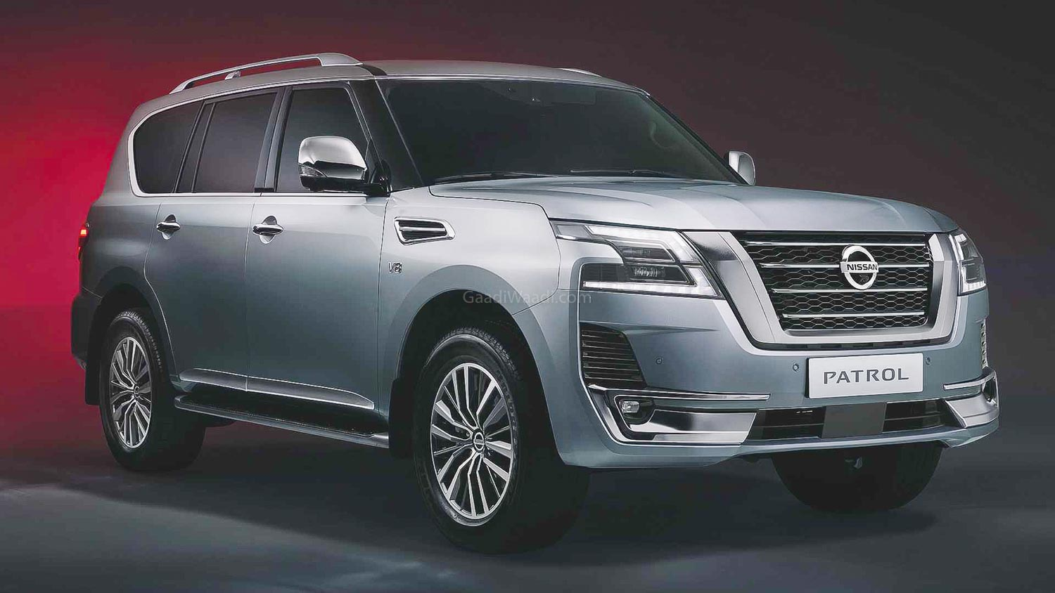 2020 Nissan Patrol SUV Launch Expected In India As A CBU – Report