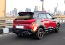 old Hyundai creta modified2