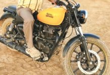 royal enfield meteor live pics-1