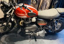 triumph discount mar 20203