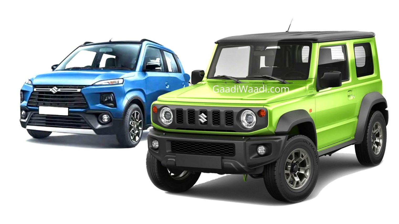 5 New Maruti Suzuki Cars Coming In Next 12-18 Months