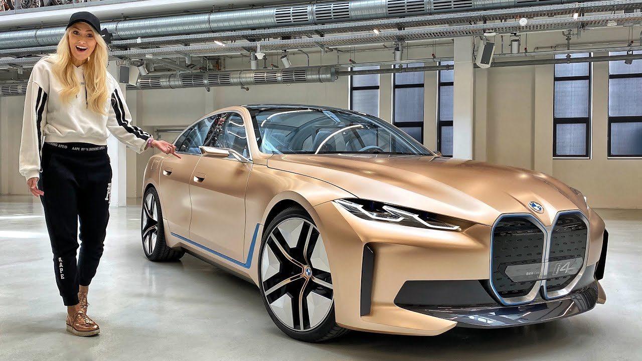 Supercar Blondie Detailed BMW i4 Concept
