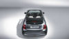 2020 Fiat 500e Rear