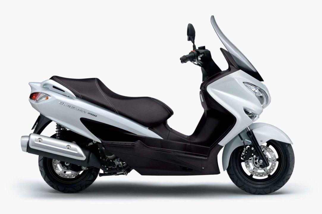 2020 Suzuki Burgman 200 2