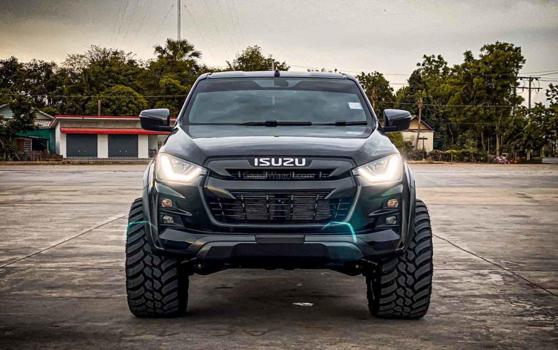 2020 customised isuzu v-cross-10