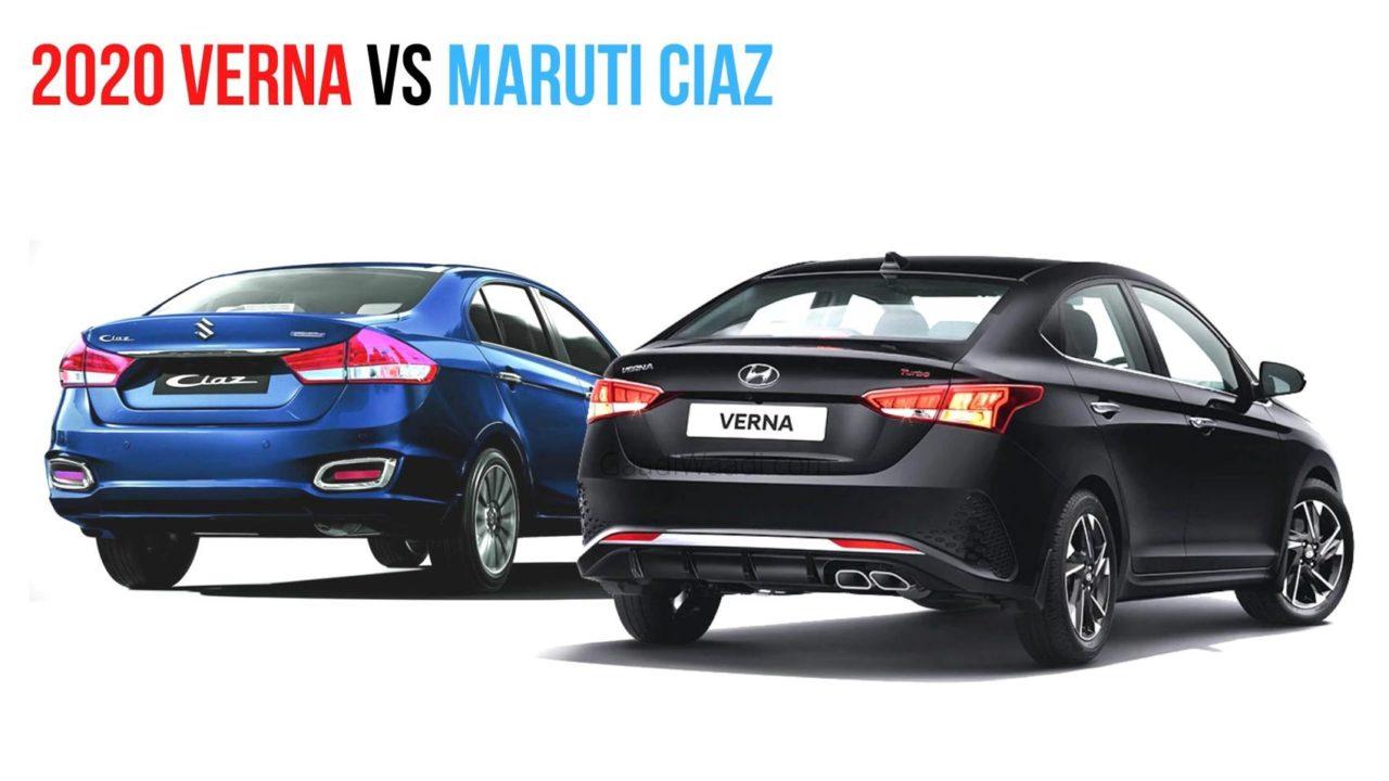 2020 hyundai verna vs maruti ciaz facelift-1
