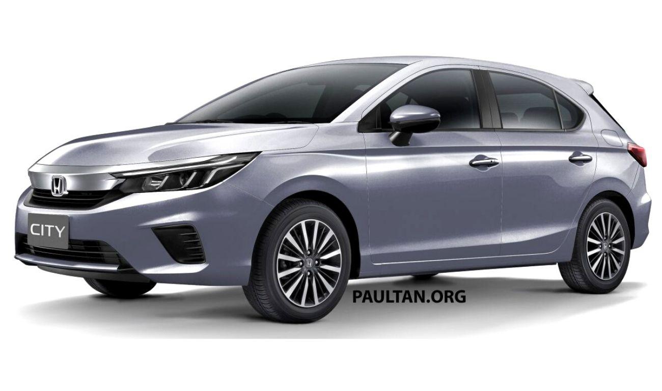 2021 Honda City Redesign