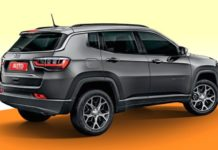 2021 Jeep Compass Facelift Rendering2