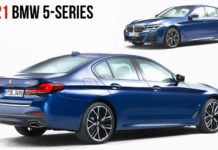 2021 bmw 5-series facelift-1-2