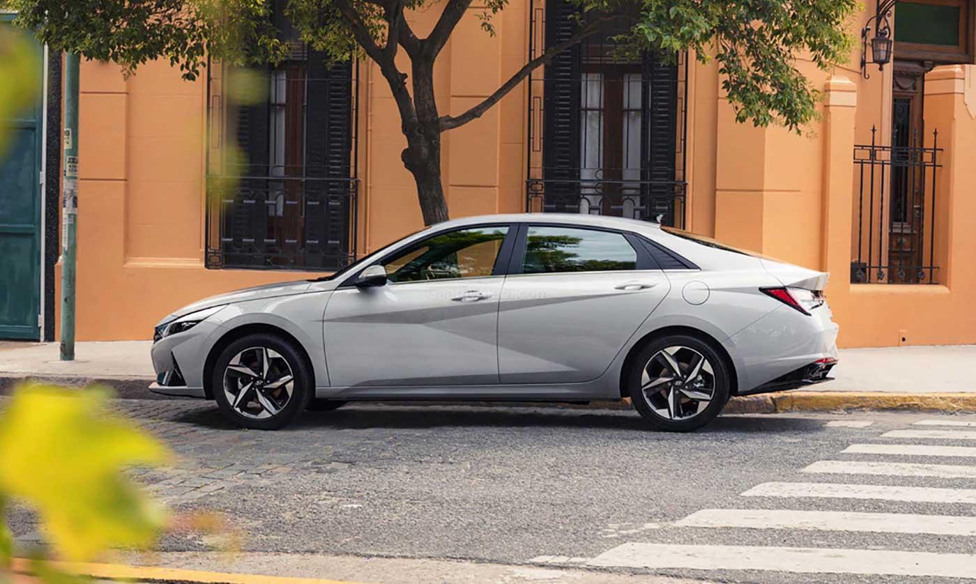 Concept Hyundai Elantra 2021 India