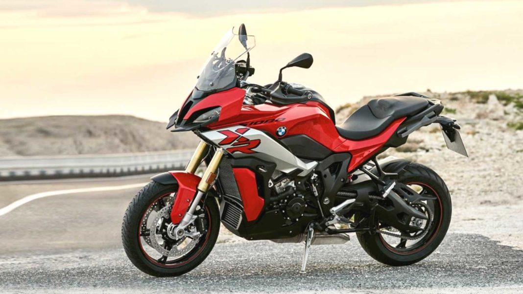 BMW F 900 XR And S 1000 XR-1