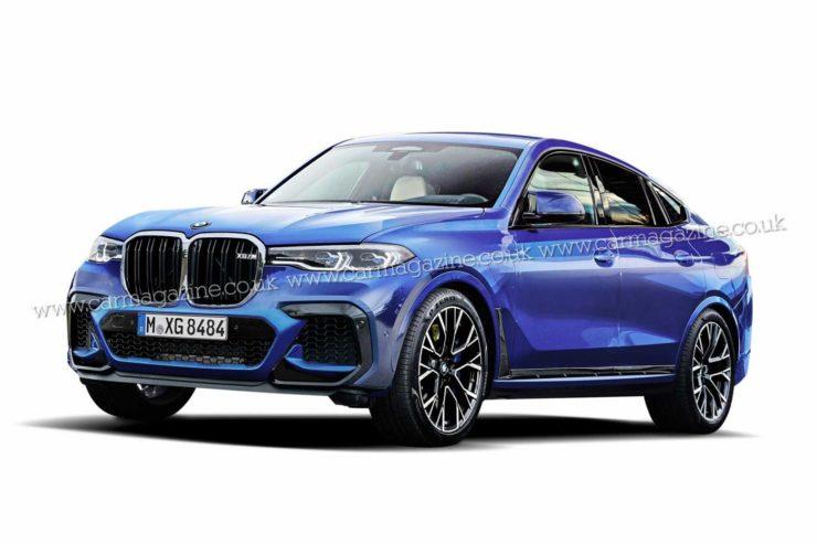 BMW X8M-1