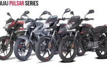 BS6 Bajaj Pulsar Series