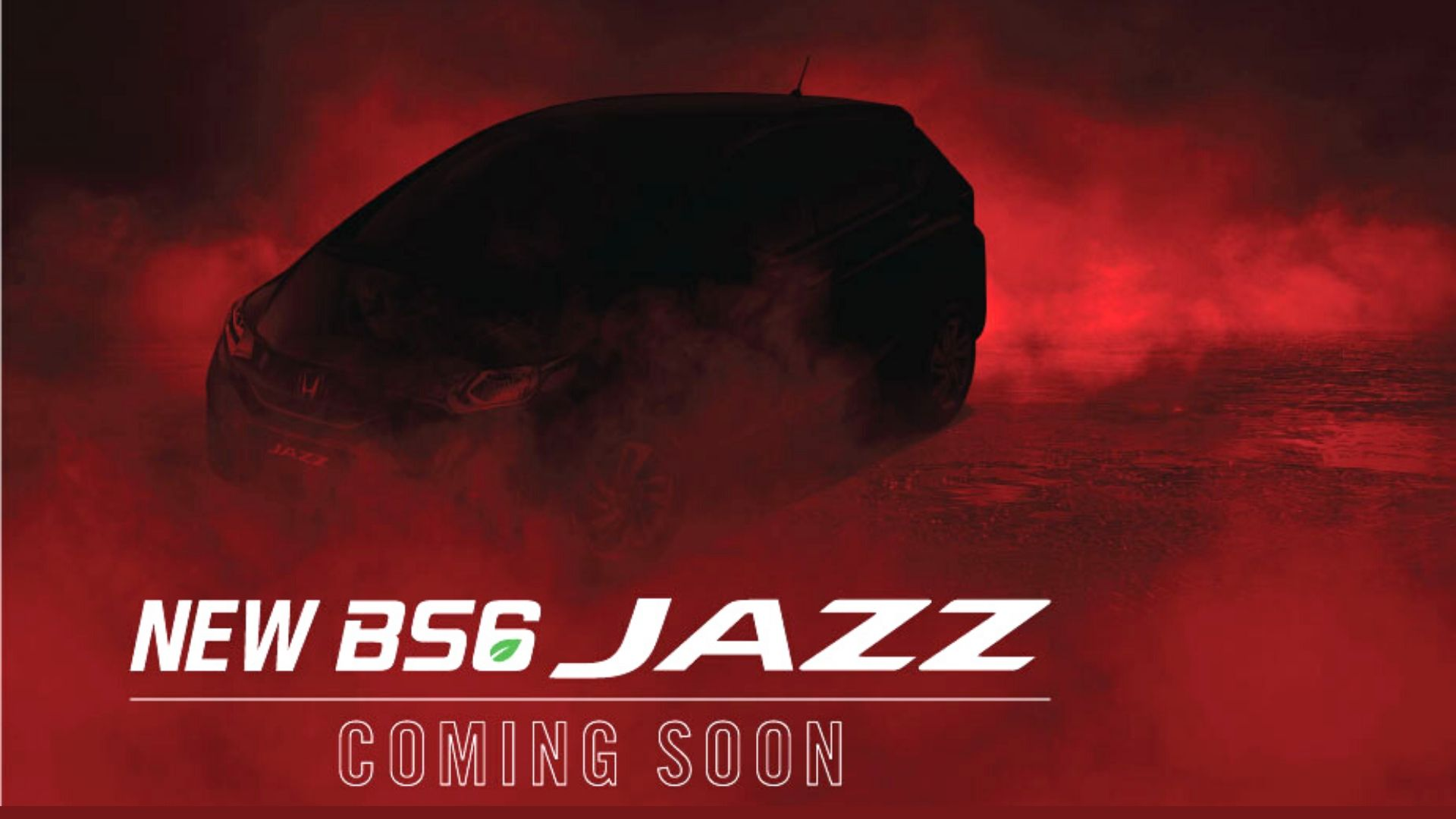 BS6 Honda Jazz Teased Ahead Of Official Launch This Month