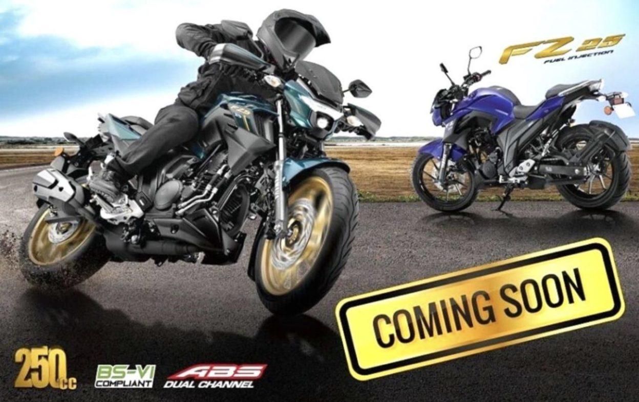 BS6 Yamaha FZ25 & Fzs
