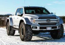Custom Ford F150 Pick up