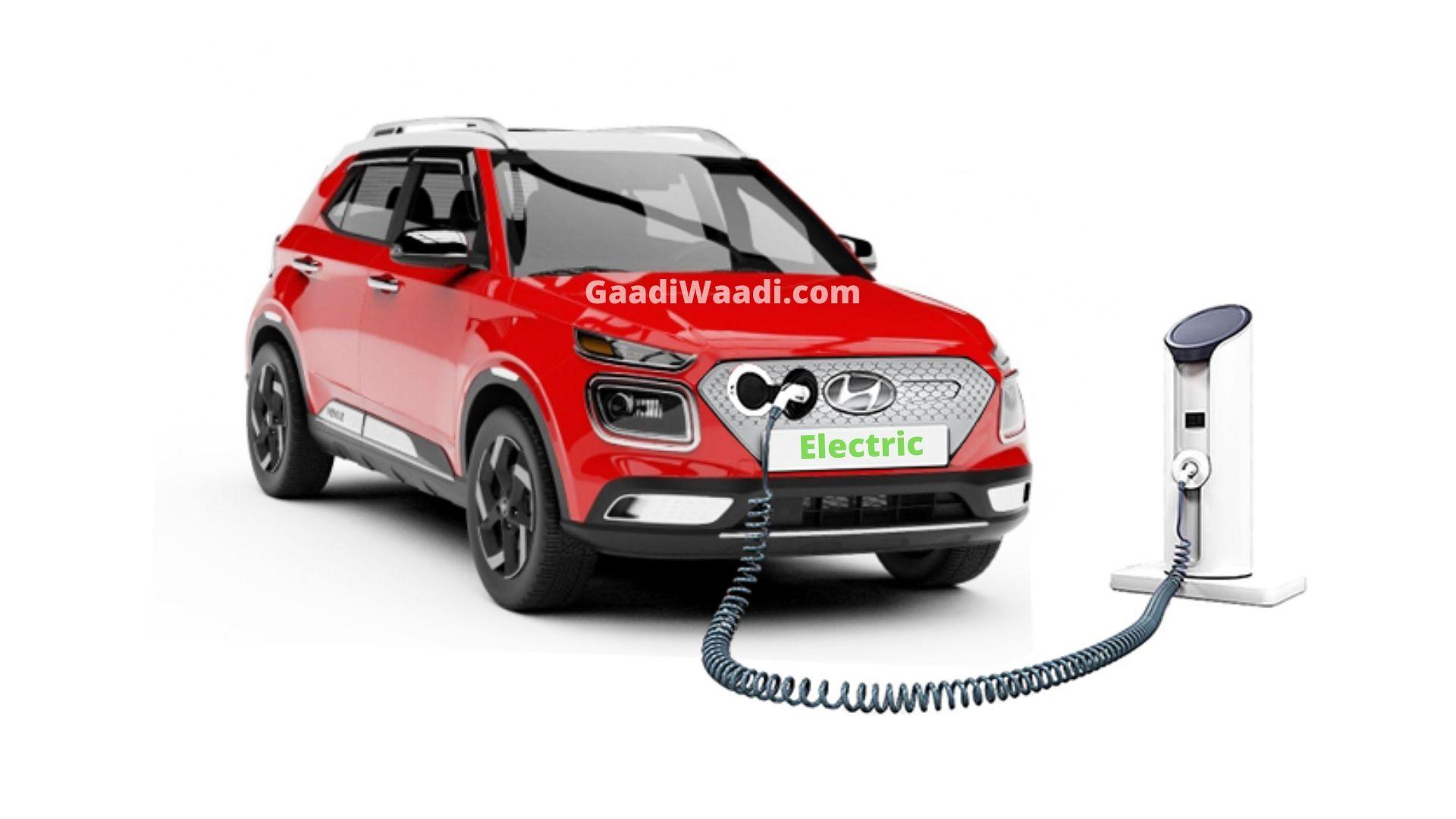 Hyundai To Launch Tata Nexon EV Rival Electric SUV, Venue EV?